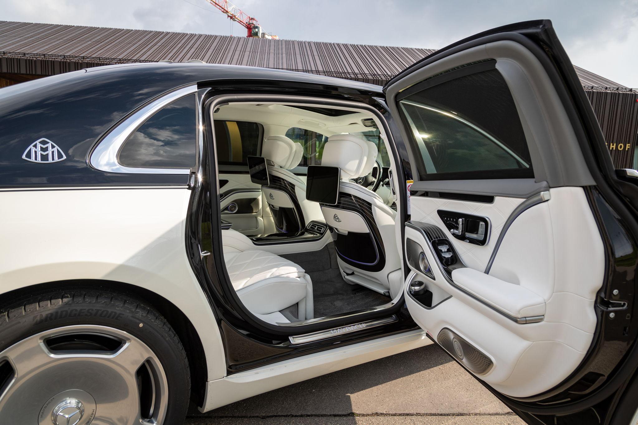 (Mit)-Fahrt in der 12-Zylinder Oberklasse: unterwegs im Mercedes-Maybach S 680 4MATIC