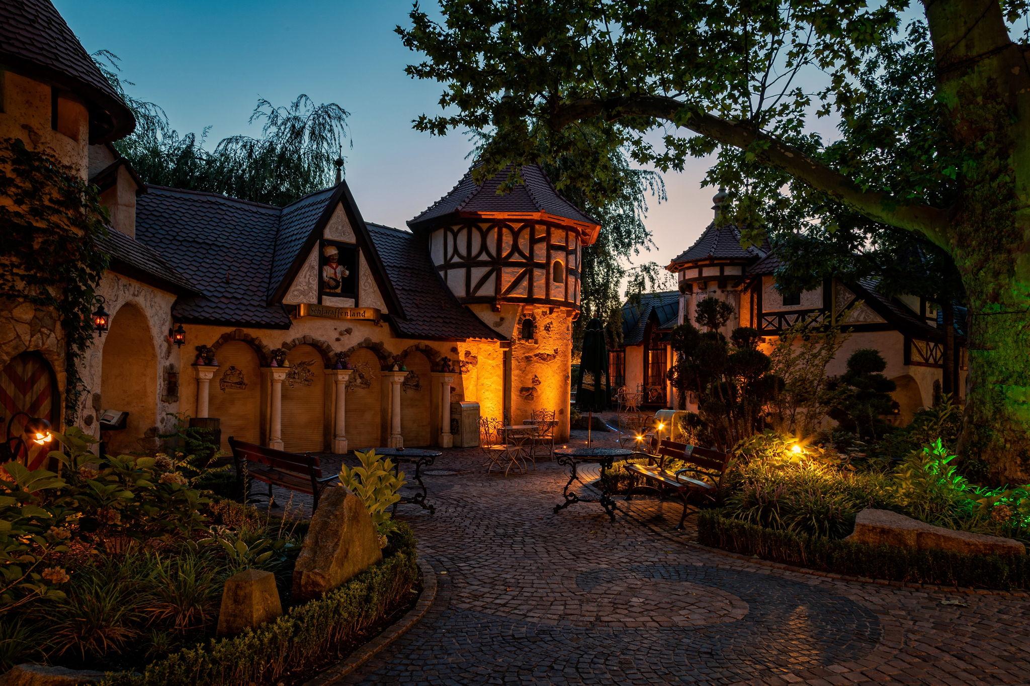 Länderreise in nur einer Nacht im Europa-Park in Rust