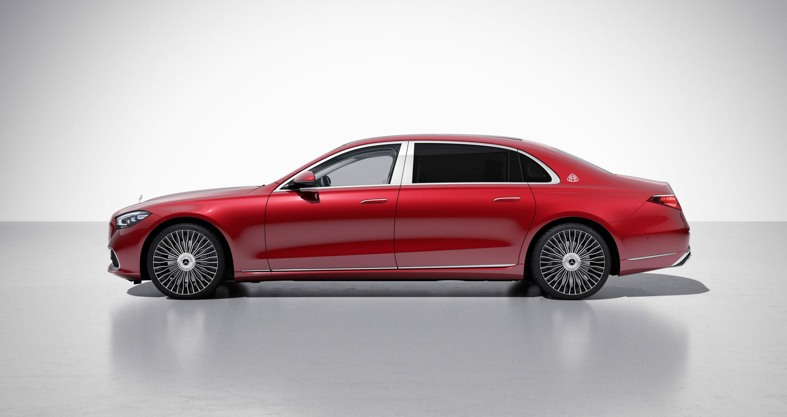 Neues Maybach-Modell: Verkaufsfreigabe im Mai - Markteinführung im Juni
