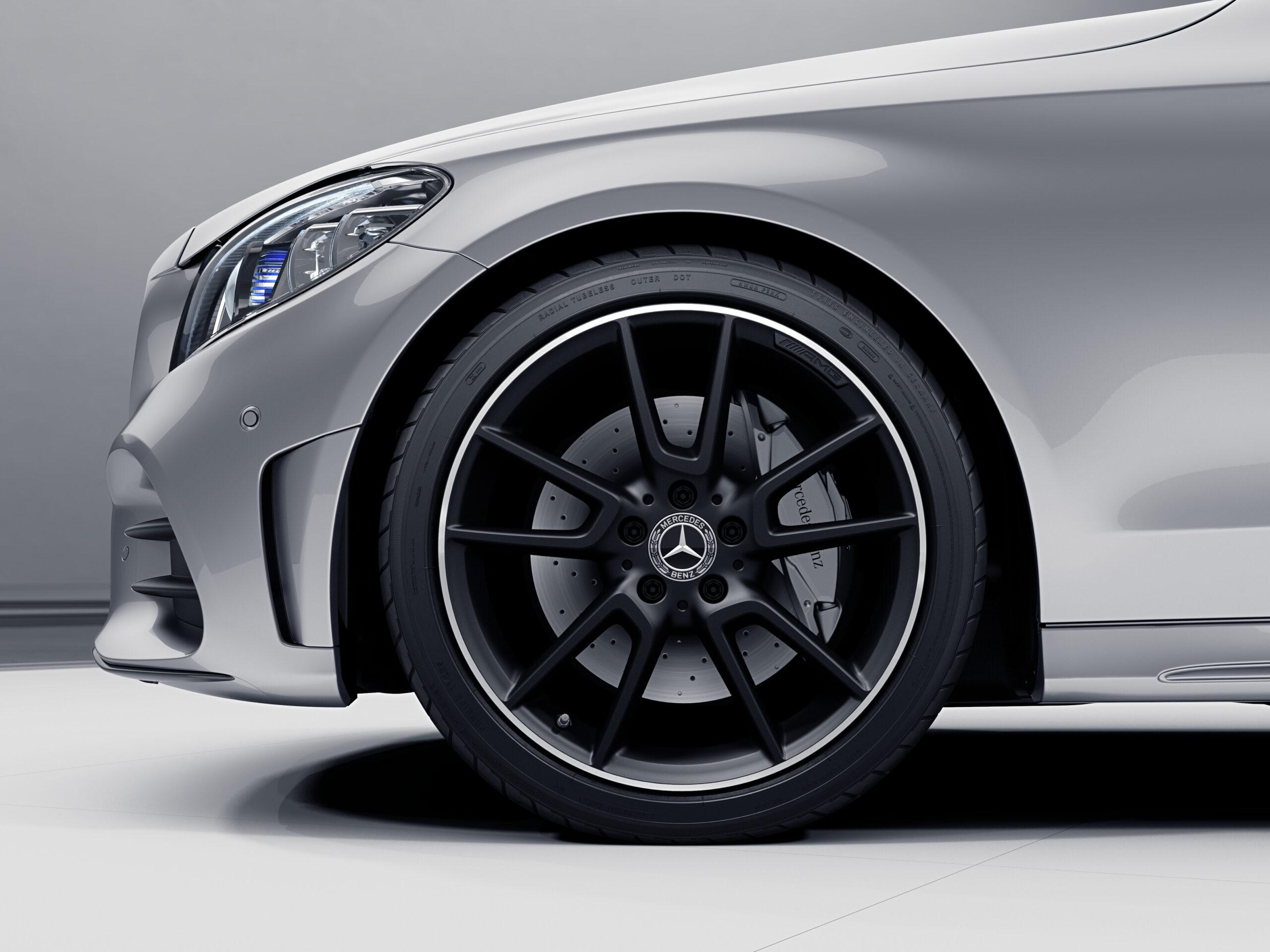 AMG Line Plus für C Coupé & Cabriolet