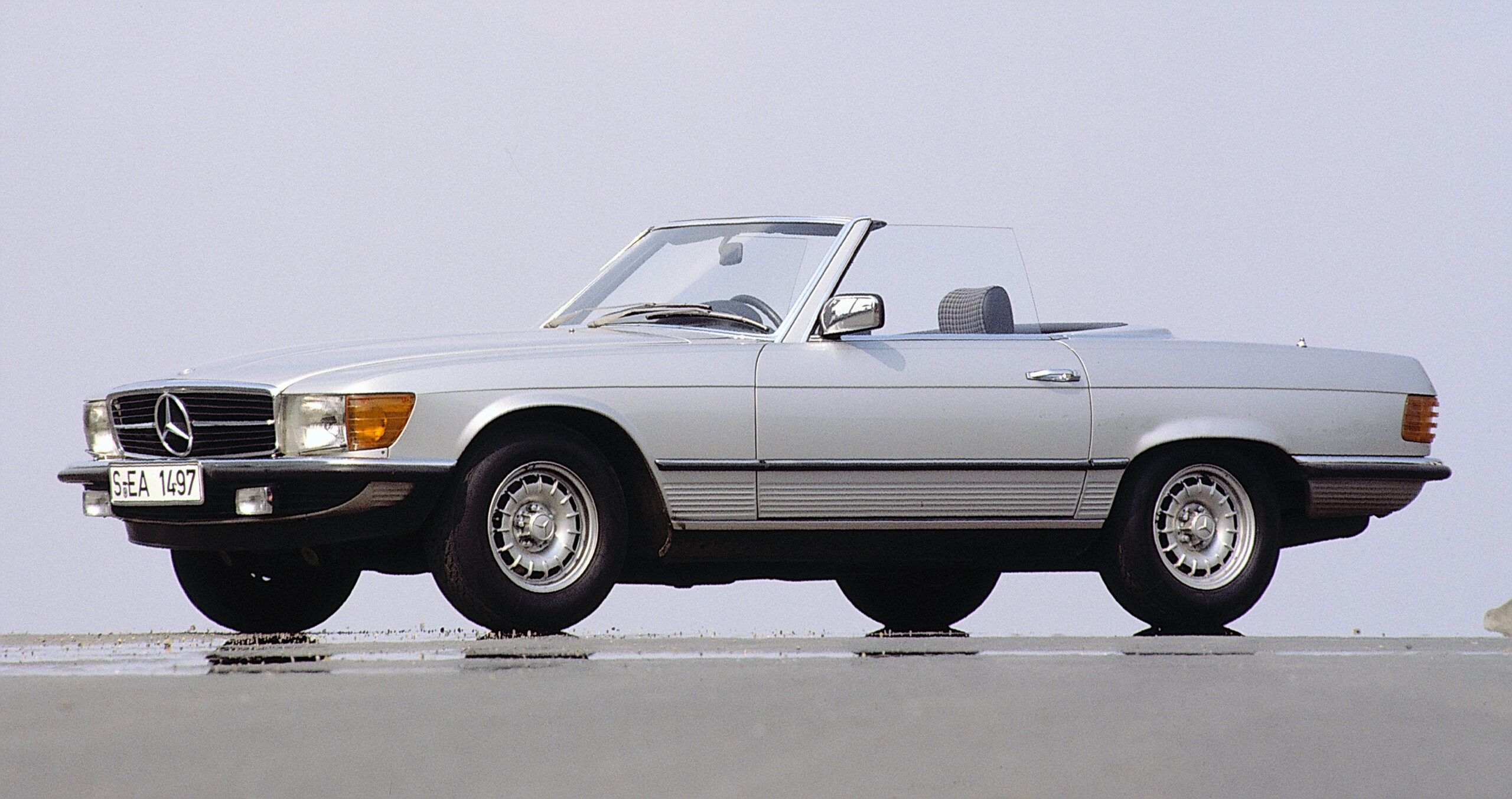 Mythos Mercedes-Benz SL: Unsere Qual der Wahl