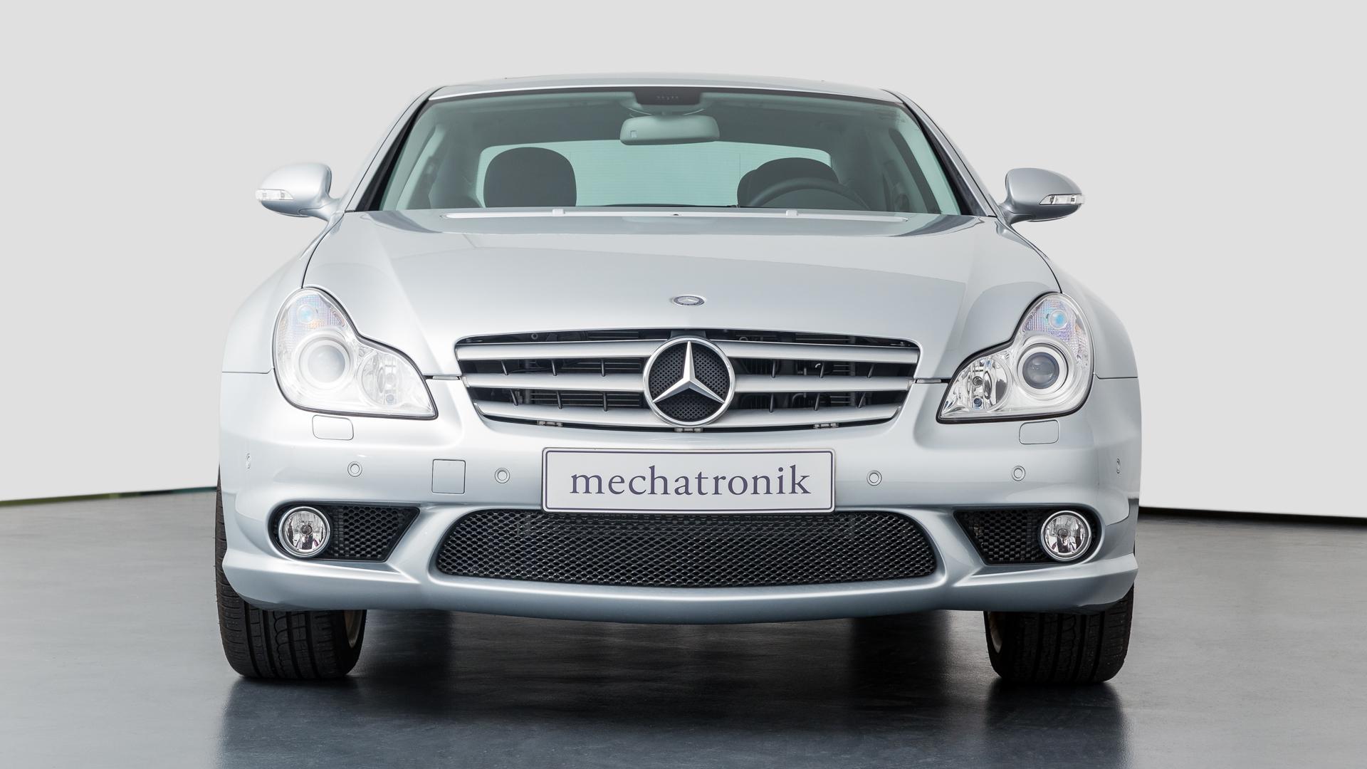 CLS 63 AMG der ersten Generation im Neuwagenzustand gefällig ?