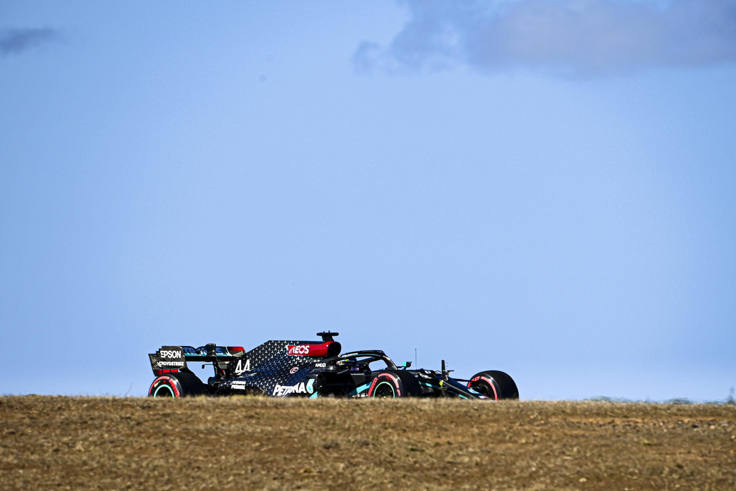 Sieg für Lewis Hamilton beim Großen Preis von Portugal