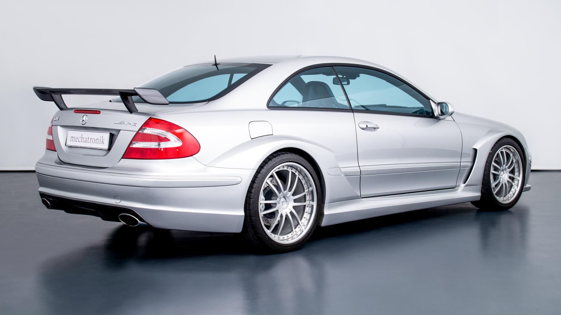 Mercedes-Benz CLK AMG DTM von 2005 sucht neuen Besitzer