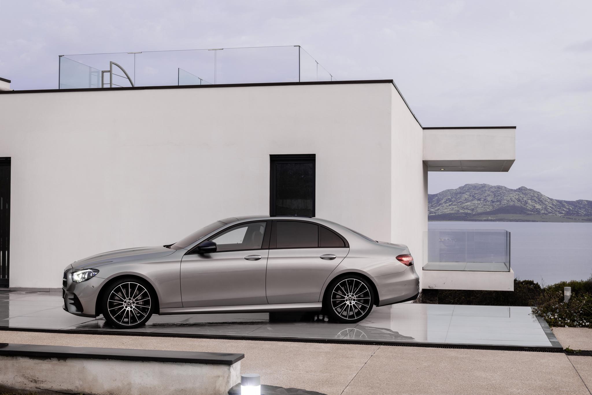 Änderungsjahr 20/2 für E-Klasse Limousine und T-Modell ab heute bestellbar
