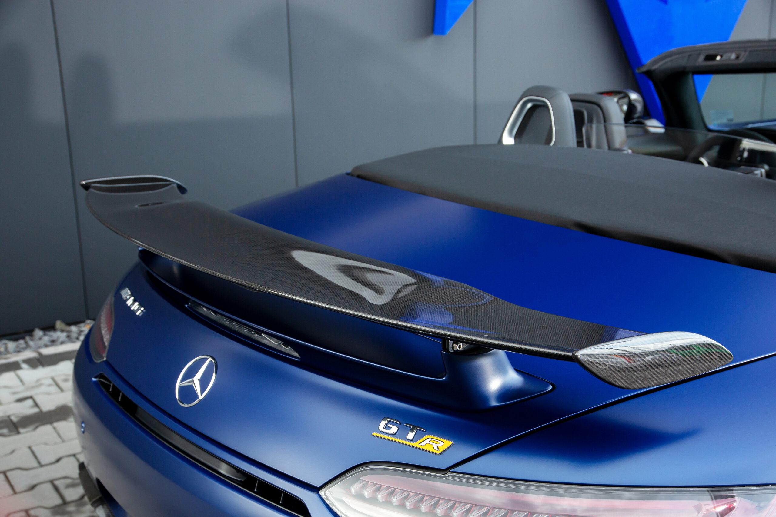 POSAIDON steigert AMG GT R Roadster auf bis zu 830 PS