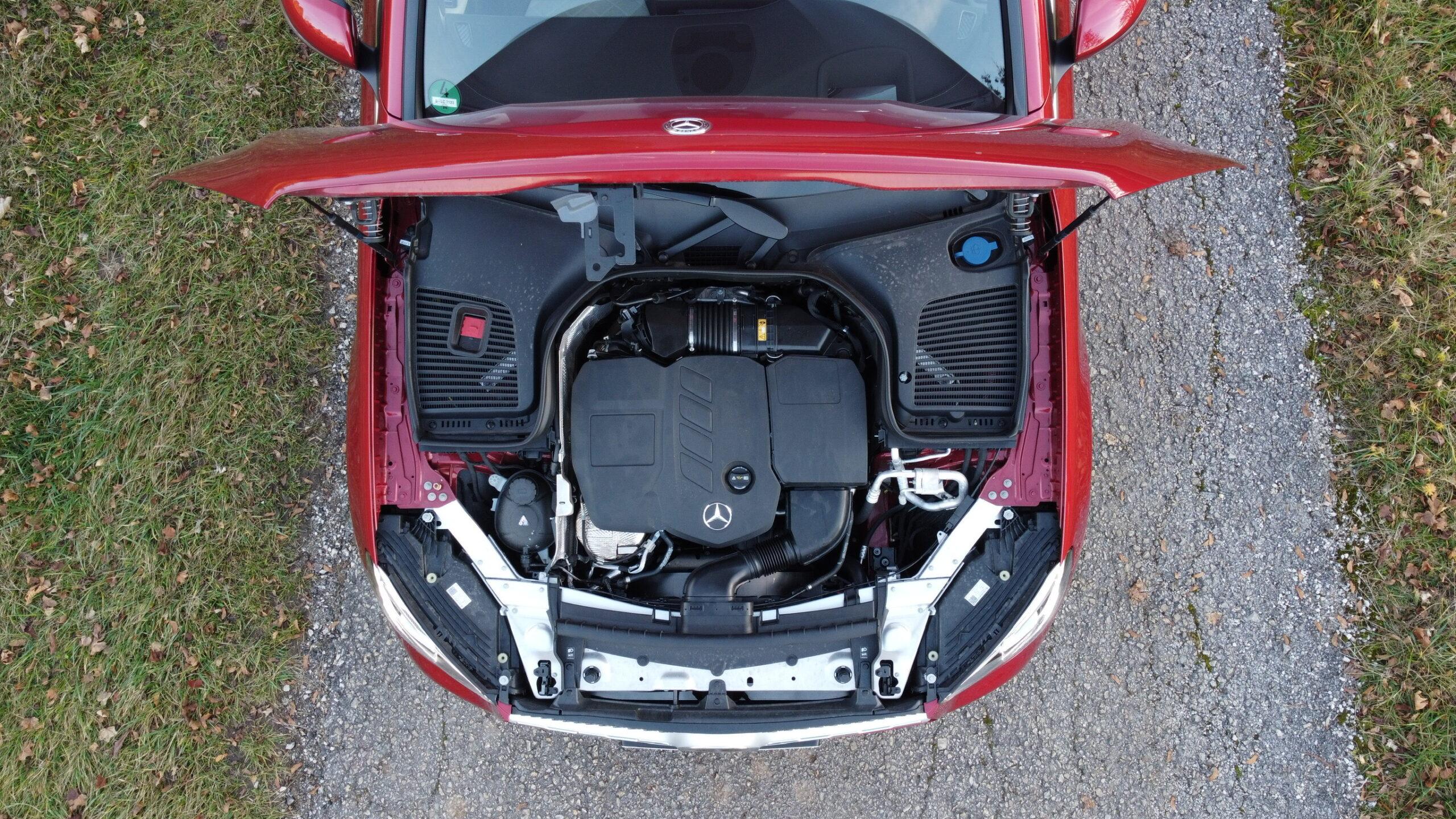 Fahrtest im GLC 220 d 4MATIC Coupé - reicht der 194 PS Diesel im Alltag ?