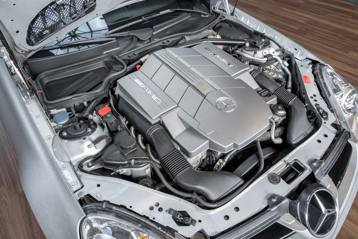 Seltene SLK 55 AMG Tracksport Edition steht zum Verkauf