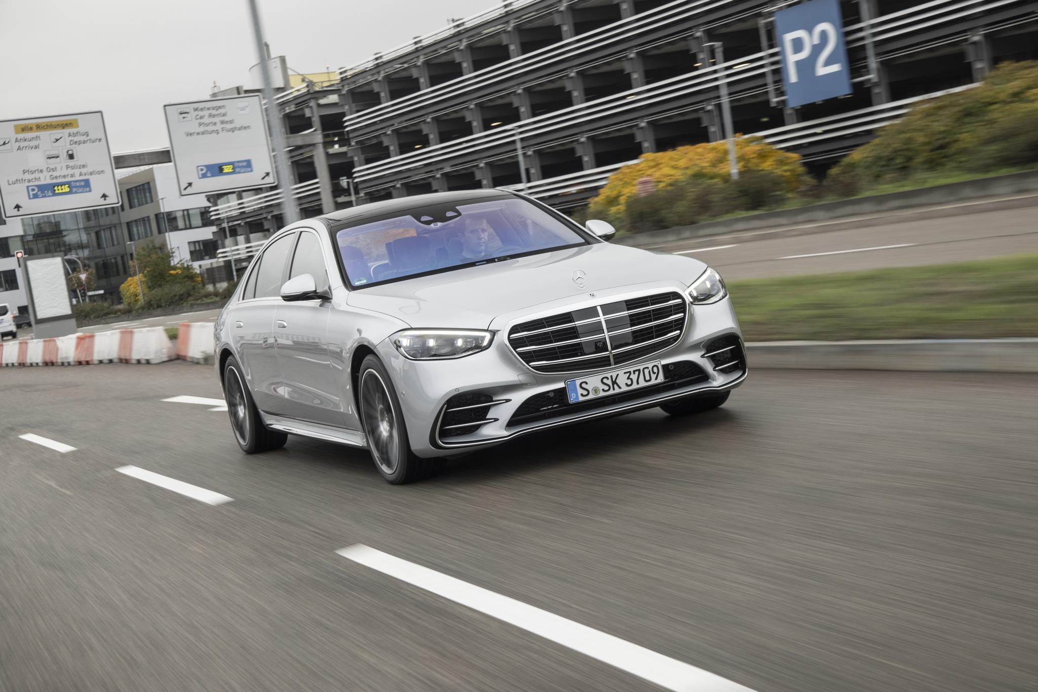 Neuauflage der S-Klasse von Mercedes-Benz: erster Fahrtest im S 580 4MATIC