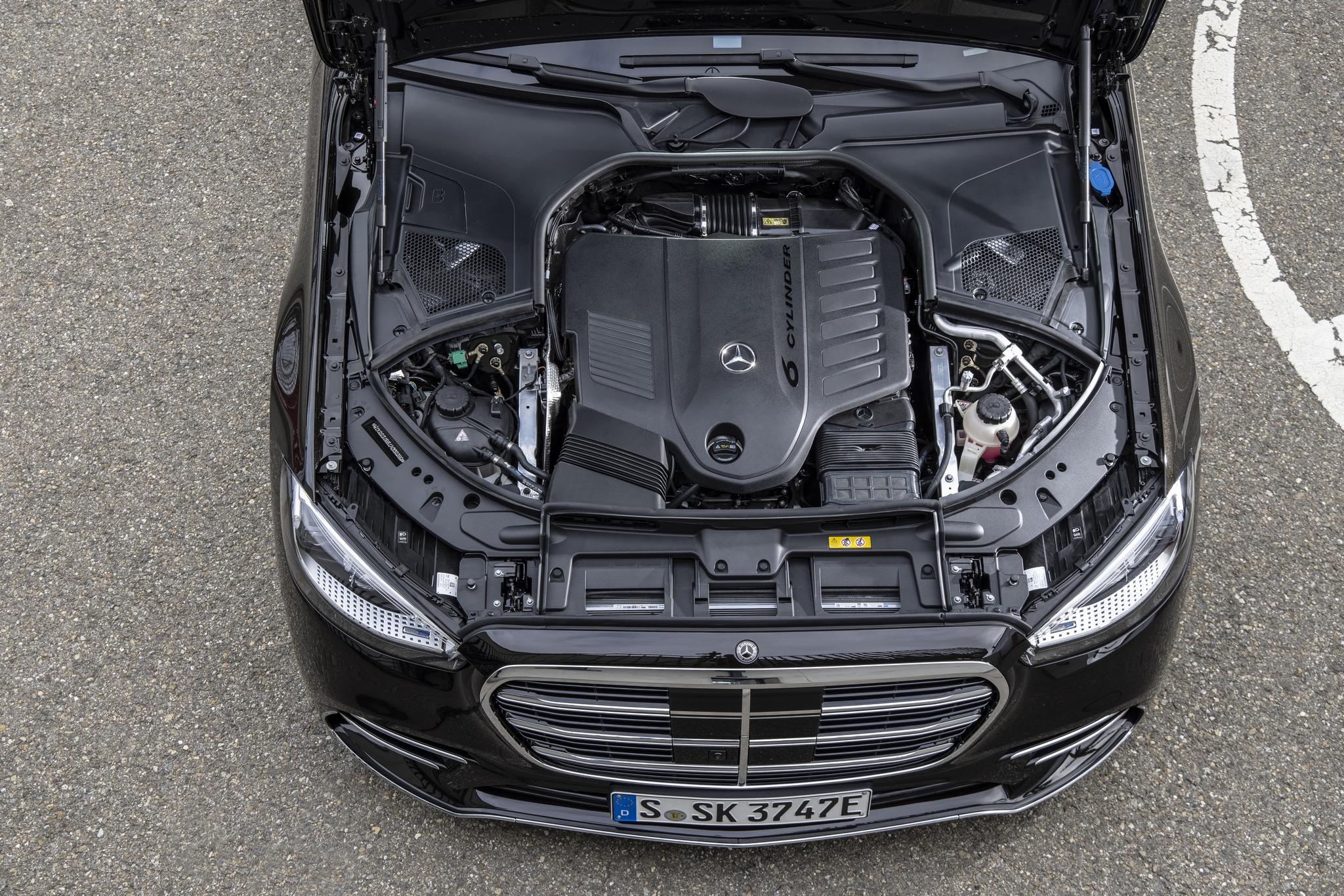Der S 580 e Plug-In Hybrid startet ab 123.736,20 Euro