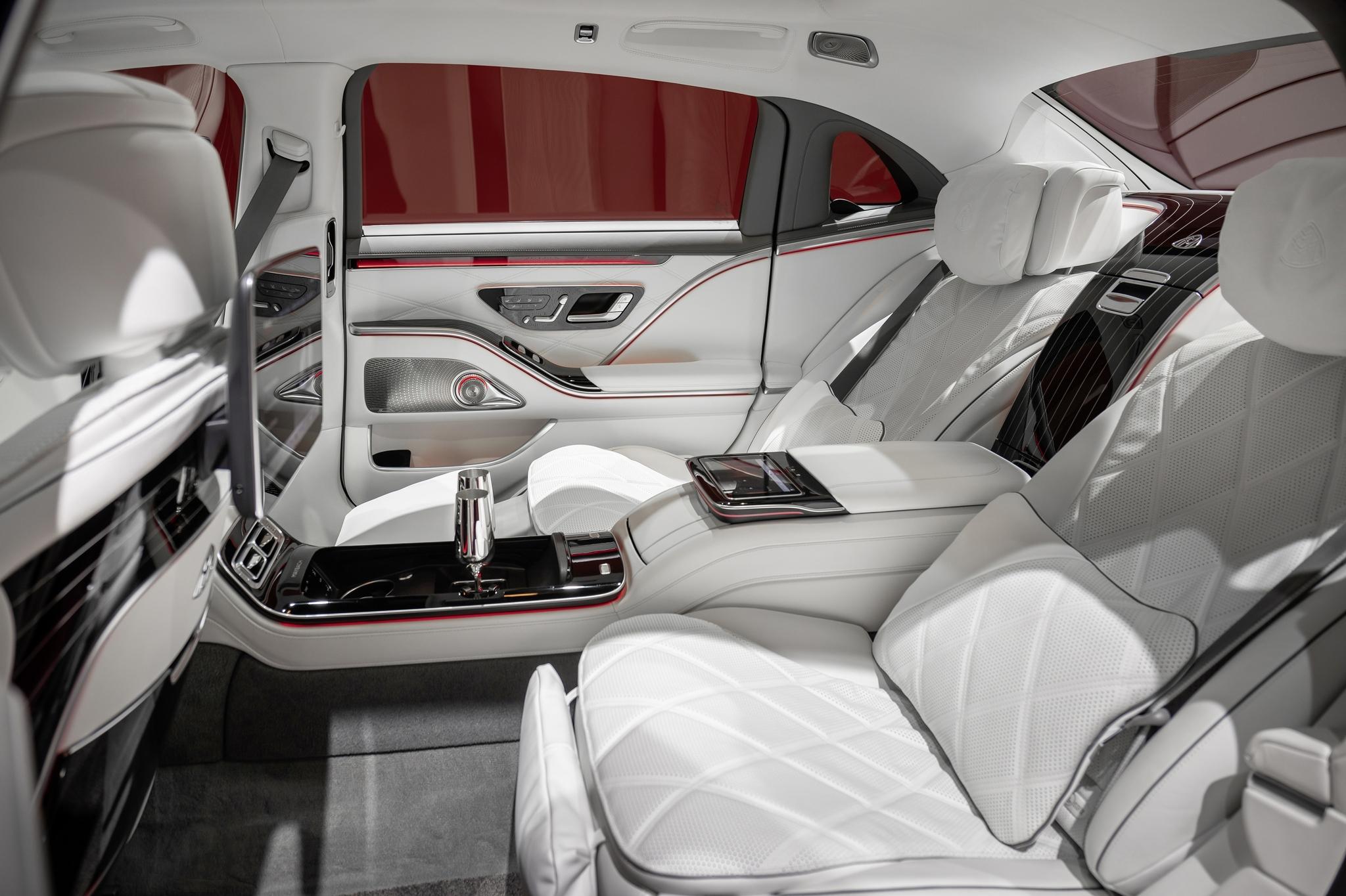 Neue Mercedes-Maybach S-Klasse startet in den USA bei 184.900 Dollar