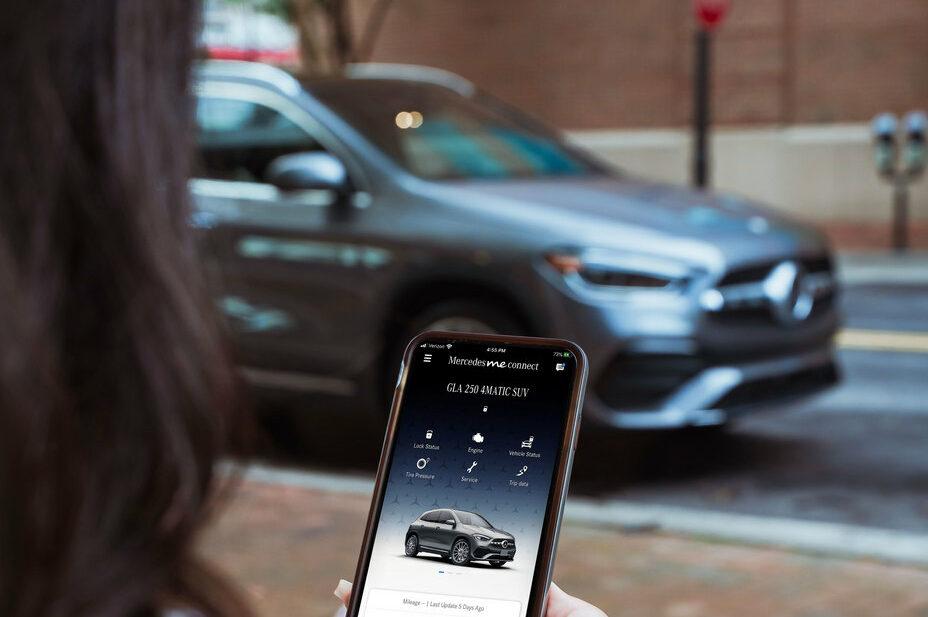 Neue Generation der Mercedes me connect Apps starten in den USA